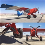 KITFOX AIRCRAFT - EXTREME SHOCK PACKAGE